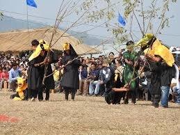 Pakke Paga Festival, Arunachal, 17 - 20 Jan
