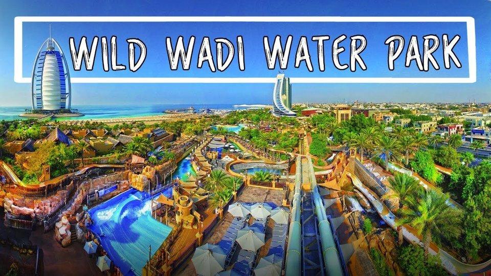 Wild Wadi Water Park - Tour