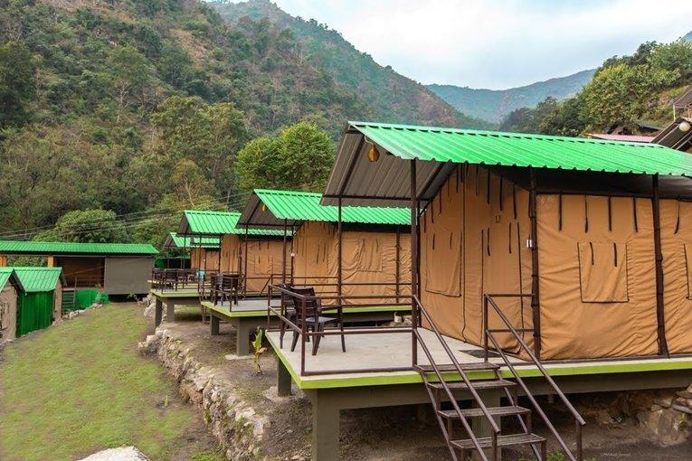 Bagheera River Retreat - Tour