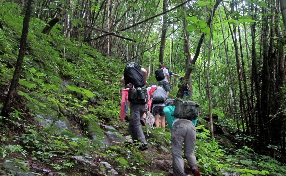Trek the Shivalik Ranges