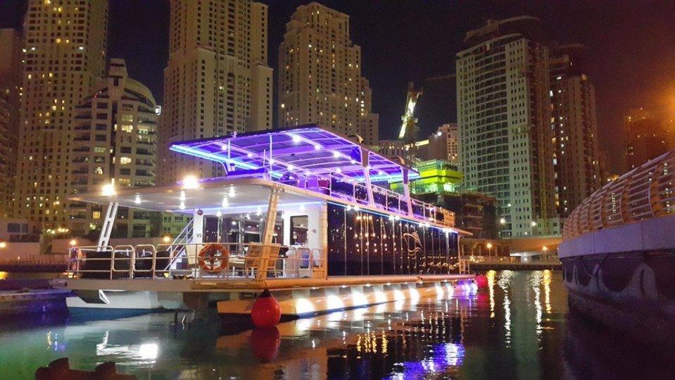 Dubai Marina Luxury Cruise - Tour