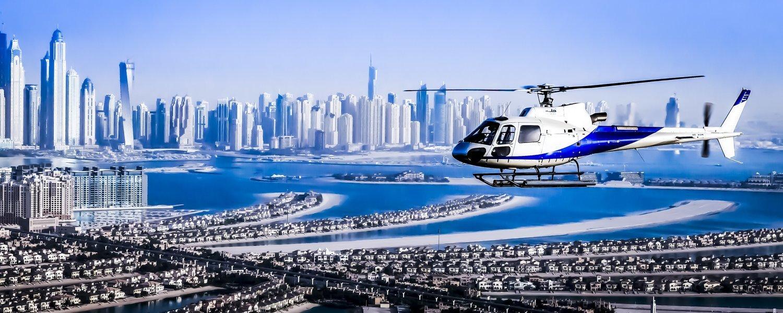 Helicopter Tour of Dubai - Tour