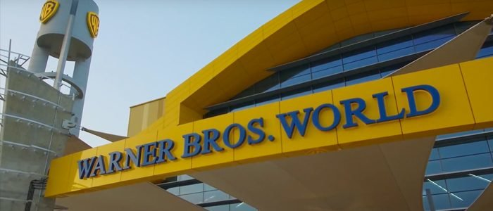 Warner Bros. World Abu Dhabi Ticket - Tour