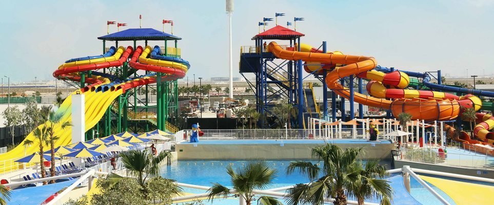 Legoland Waterpark Dubai - Tour