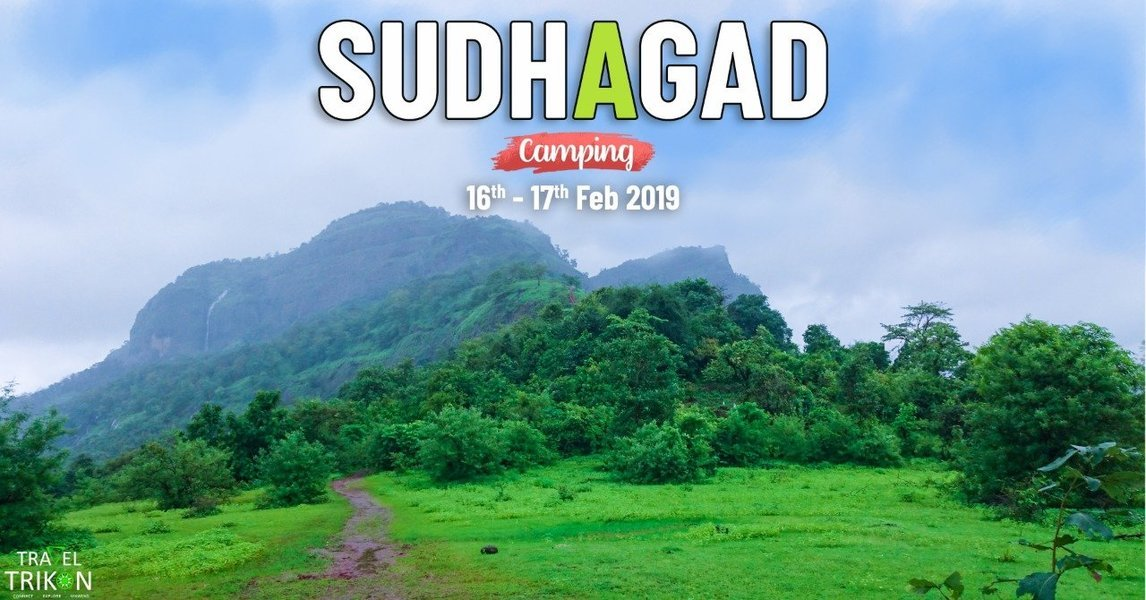 Sudhagad Fort Trek - Tour