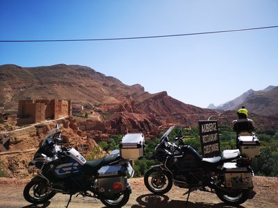 Descubre Marruecos