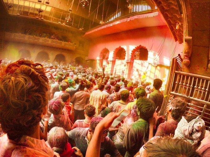 Holi Special Mathura – Vrindavan - Agra - Tour