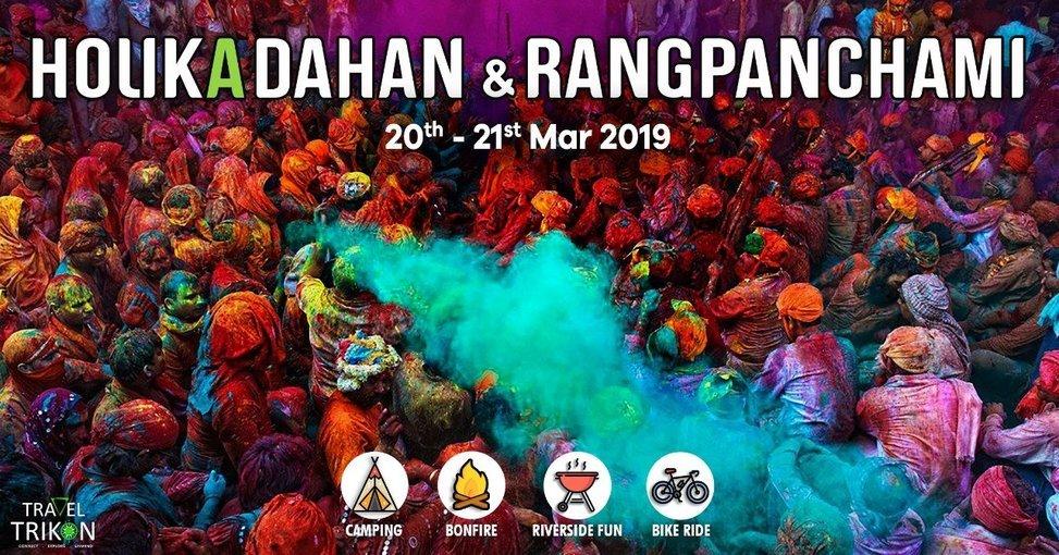 Holika Dahan & Rangpanchami - Tour