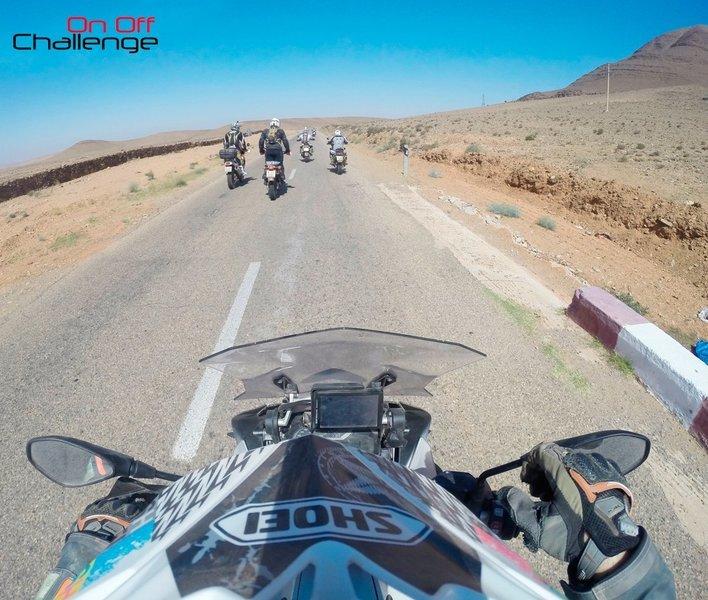 On Off Challenge - Tour