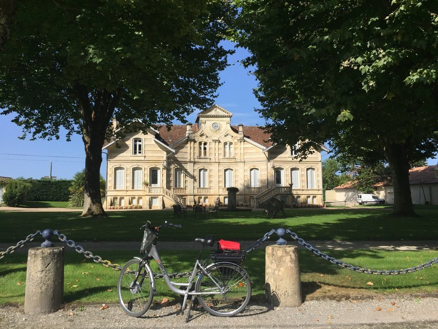 Bordeaux de bike e barco | 08 dias - Tour