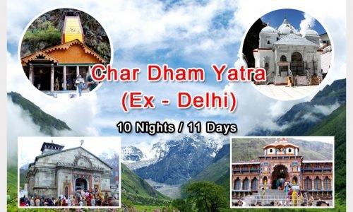 Char Dham Yatra 10N 11D - Tour