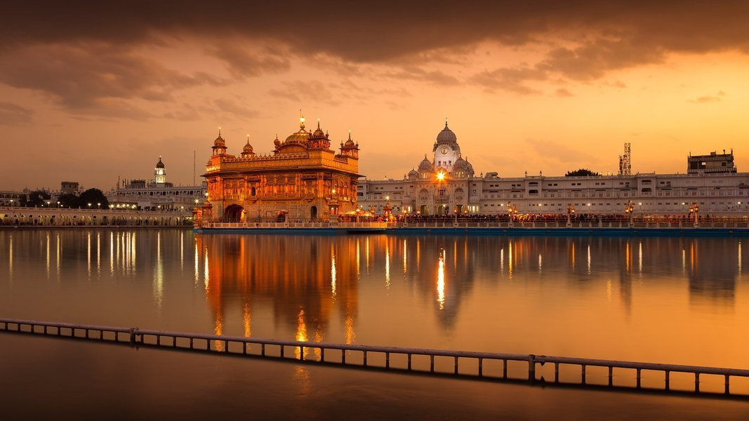 Golden Temple Amritsar - Tour
