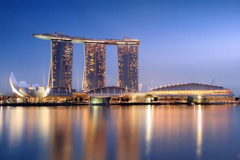 Gamers Paradise - Singapore - Tour