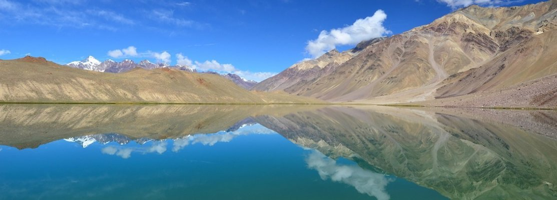 Hampta Pass - Chandratal Lake Trek - Tour