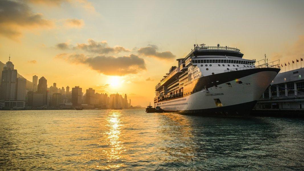 Celebrations on Cruise - Tour