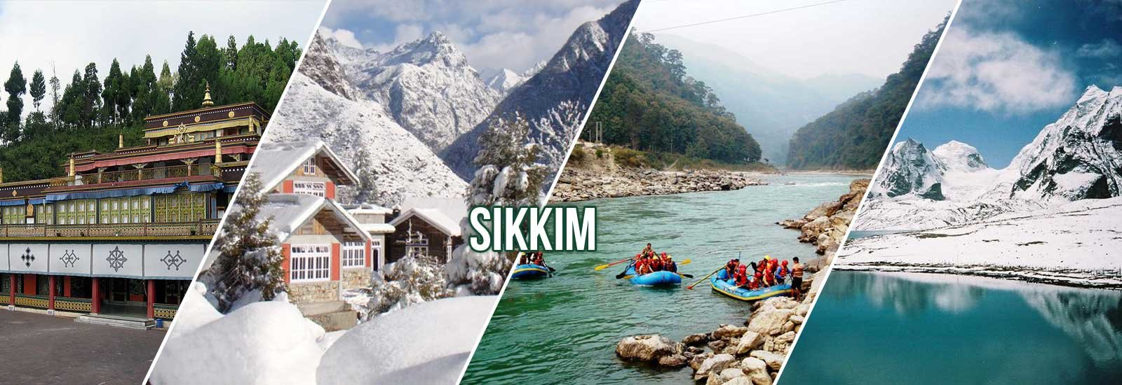 Sikkim and West Bengal Holidays - Collection