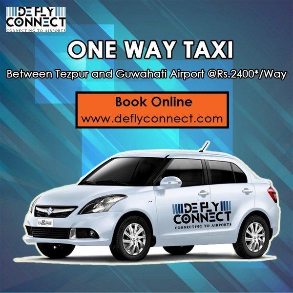 Guwahati airport to Tezpur one way shuttle transfer - Tour