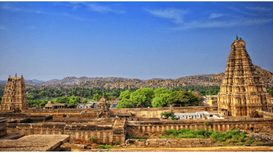 Hampi Backpacking  Tour
