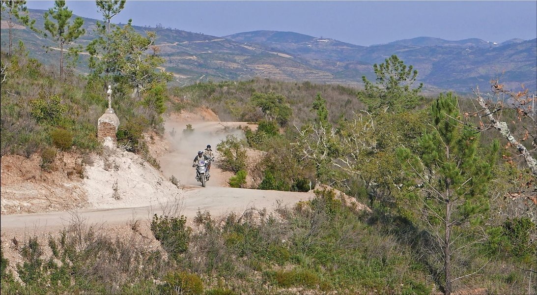 GS Enduro Camp - Algarve Tour - Tour