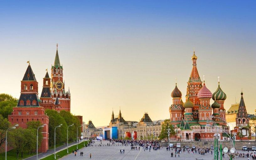 Ravishing Russia - Group - Tour