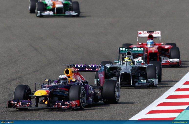 Bahrain Grand Prix 2019 - Tour