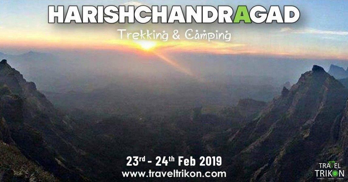Trekking & Camping To Harishchandragad Fort - Tour
