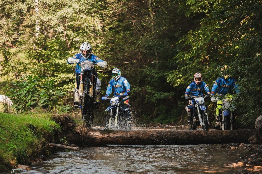 Enduro Romania Sherco Tours - Tour