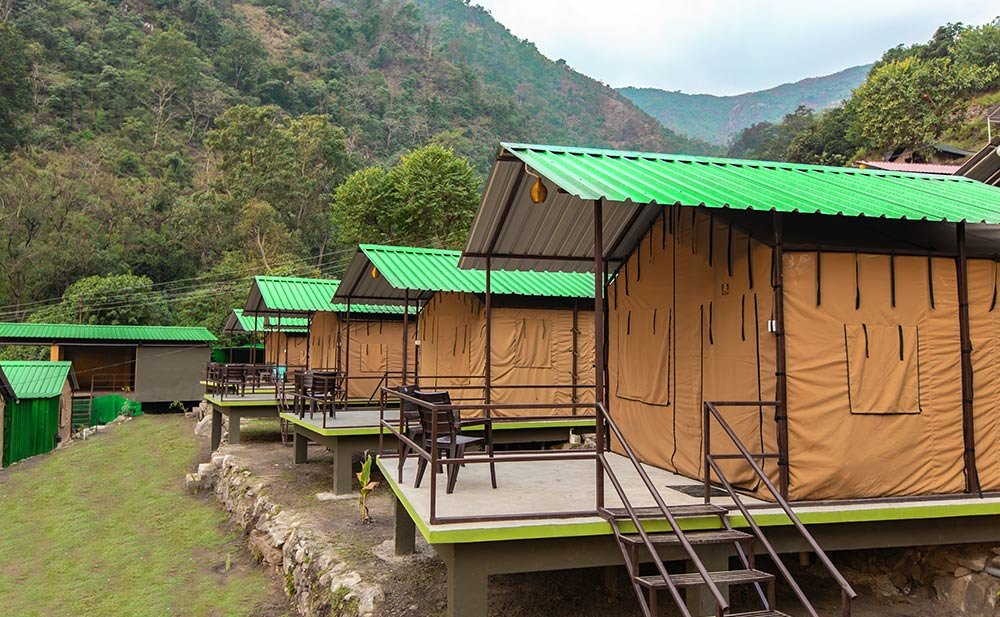 Camps in Rishikesh - Collection