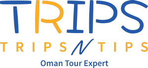 Oman Trips n' Tips Logo