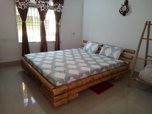Aalohi Home Stay Two Bedroom Non AC Apartment - Tour