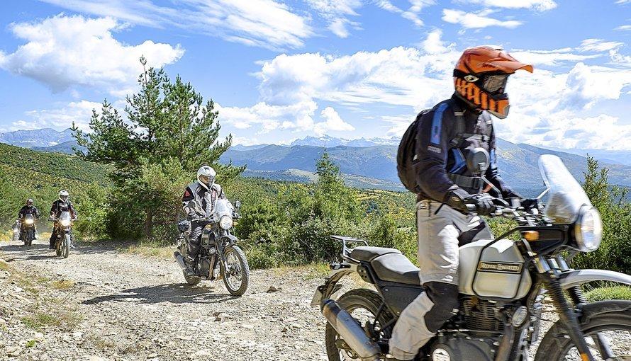Himalayan Adventure Monegros - Tour