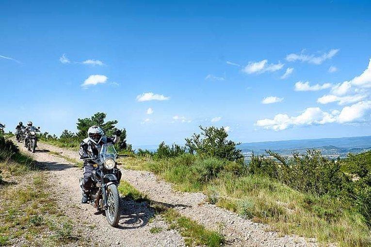 Himalayan Adventure Day Monegros - Tour