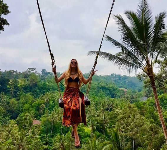 Bali Swing and Waterfall Full Day Tour in Ubud - Tour