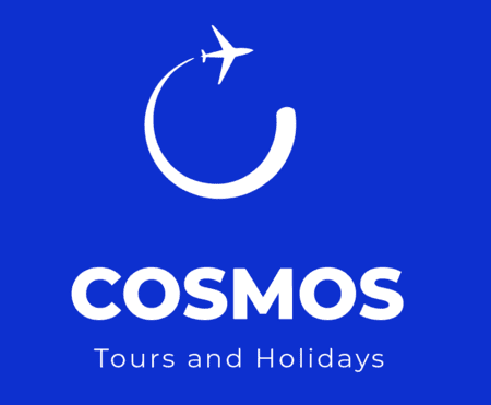 Cosmos Tours and Holidays Logo
