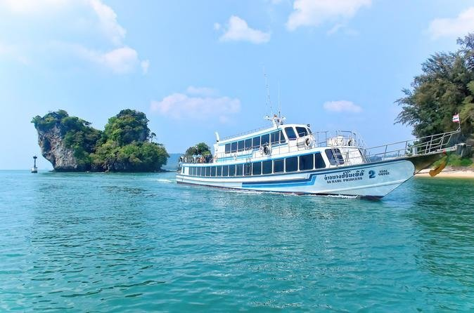 Ferry Ticket (One Way) between Ao Nang and  Phuket (with Free Hotel Transfers) - Tour