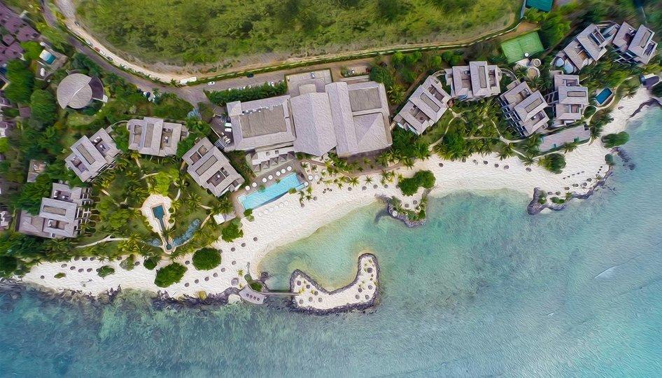 InterContinental Resort Mauritius @ 1,34,999/- Per Couple - Tour