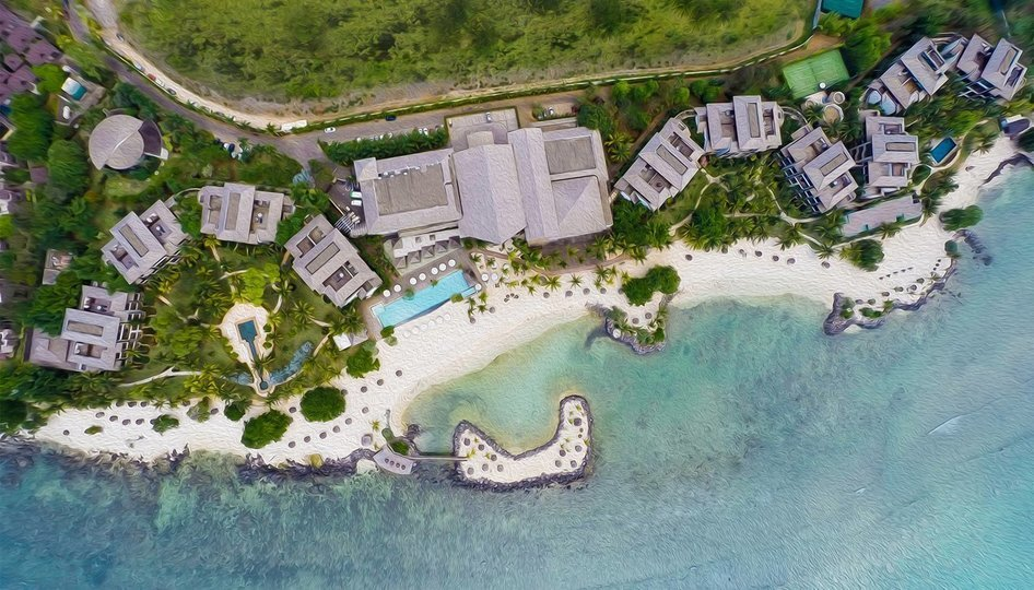 InterContinental Resort Mauritius @ 94,999/- Per Couple - Tour