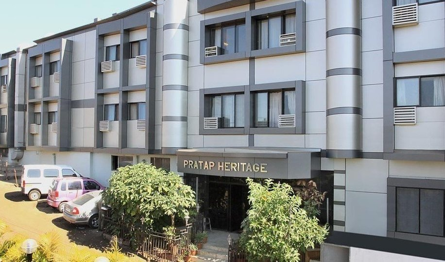 Hotel Pratap Heritage @ Rs 10300/- Per Couple - Tour