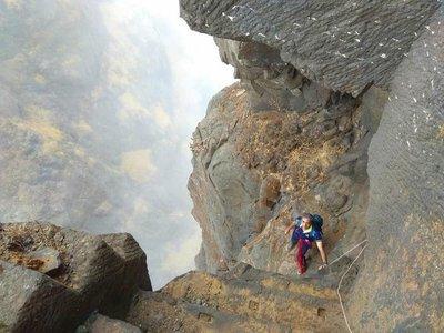 VRangers Trek to Moroshi Bhiravgad