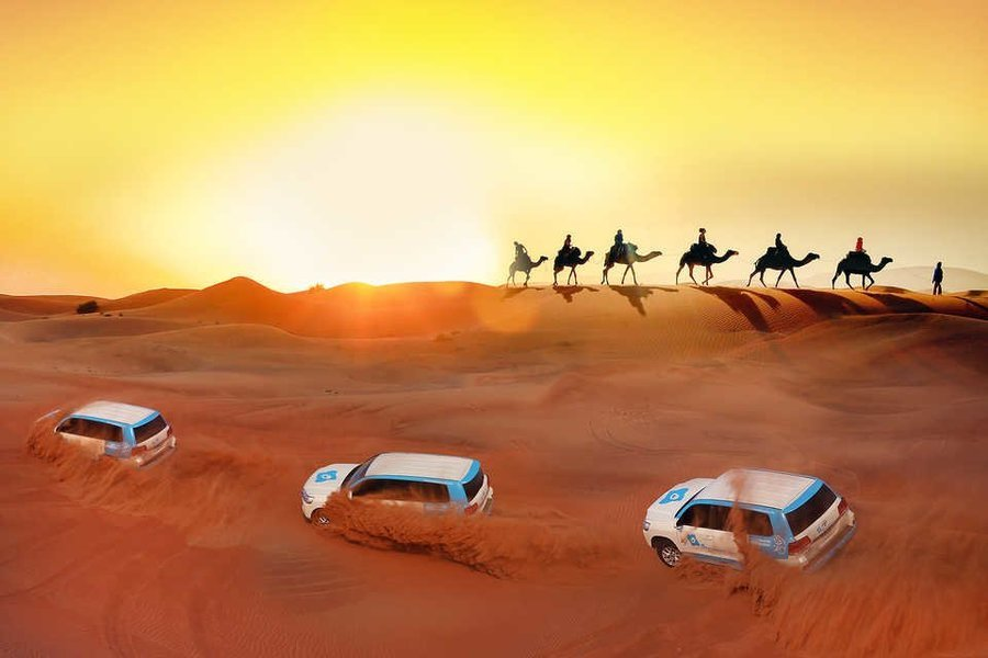 DUBAI FIESTA - Experience the Thrills of this Arabian Paradise! - Tour