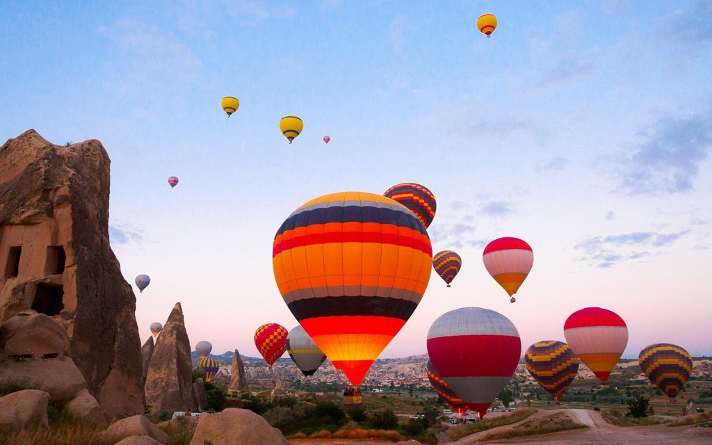 Family Holiday In Turkey - Tour