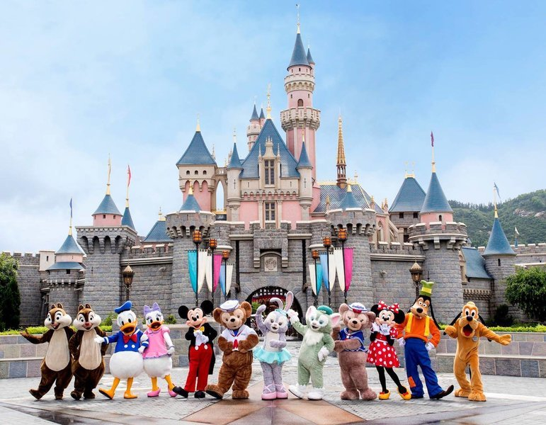Hong Kong and Macau -Family Holiday - Tour