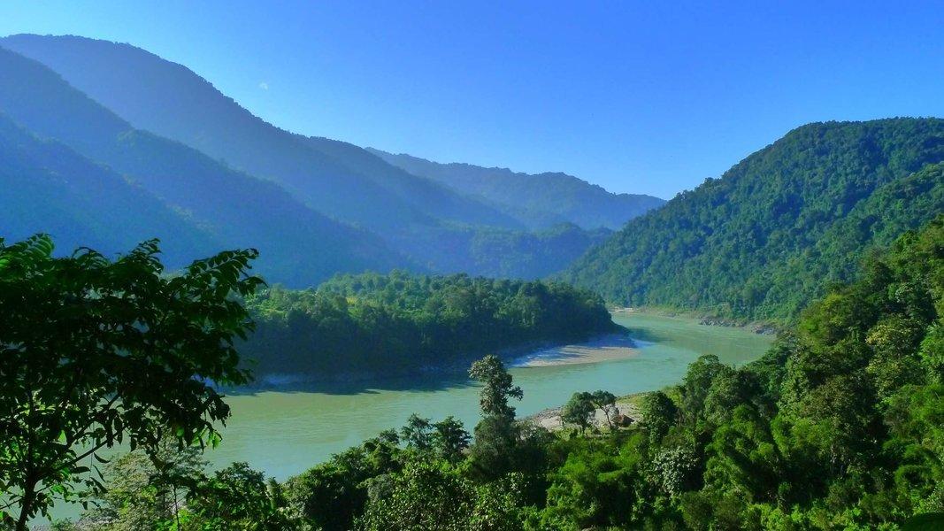 Brahmaputra River Rafting - Tour