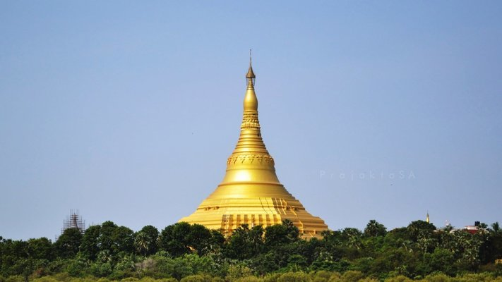 Cycle Ride to Pagoda - Tour