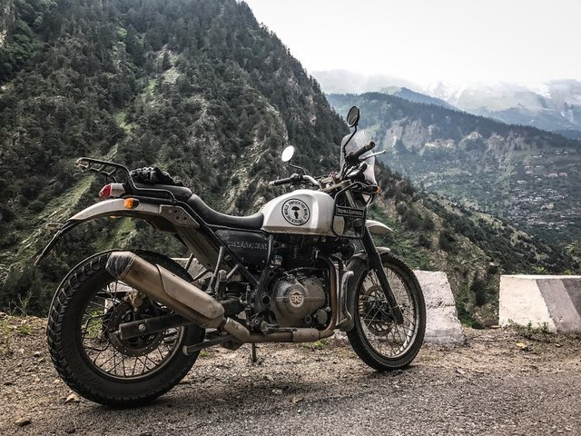 ROYAL ENFIELD HIMALAYAN ADVENTURES - Collection