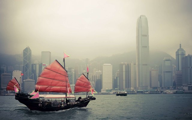 Hong Kong: Asia's Most Happening - Collection