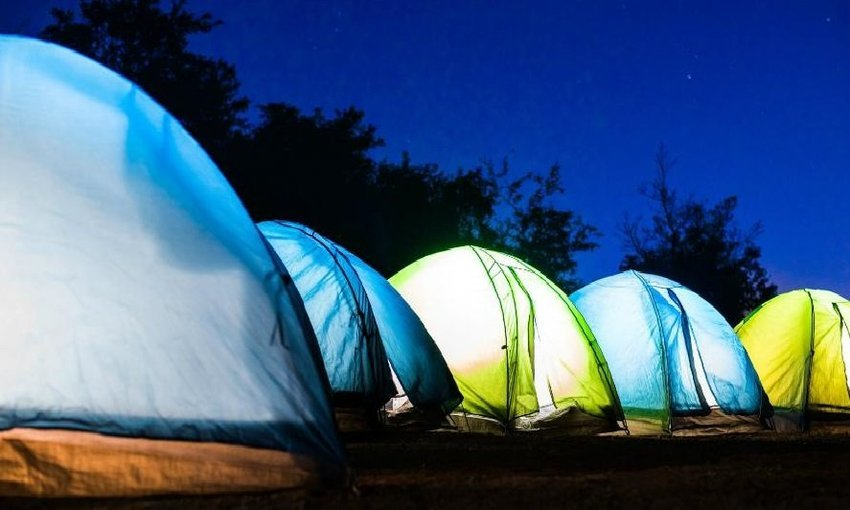 Night trek and Camping at Prabalmachi - Tour