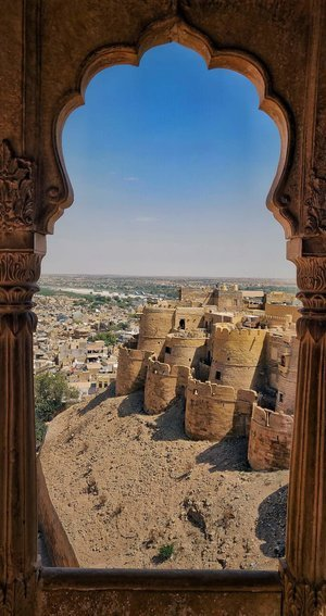 Jodhpur - Jaisalmer Backpacking Trip