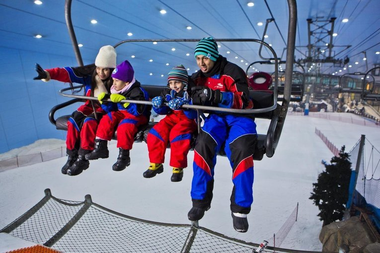 Ski Dubai Tours - Tour