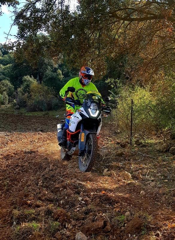 Curso Trail - Loja - Granada - 2 días - Tour